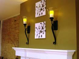 candle holders for large candles image of wall sconces candle holder glass candle holders for large