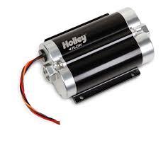 holley 12 1800 200 gph dominator in line billet fuel pump holley 12 1800 200 gph dominator in line billet fuel pump image