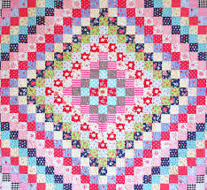Trip Around The World Quilt Pattern Simple Helen Philipps Trip Around The World Quilt