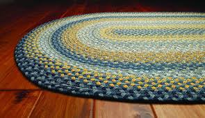 photo 1 of 10 blue and yellow braided rug 1 blue and yellow braided rug designs