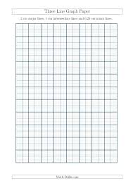 1 Cm Size Math The 1 Cm Graph Paper With Black Lines Size A Math