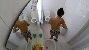 Voyeur hidden camera womens shower porn toilet sleazyneasy