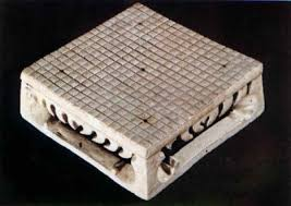 Game With Rocks And Wooden Board What Is Go American Go Association 99