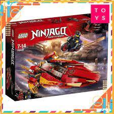 LEGO Ninjago Tàu Chiến Đấu Katana V11 70638 .