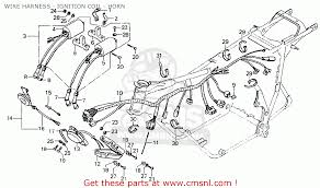cb750 wiring harness solidfonts what is needed for a bare minimum wiring harness