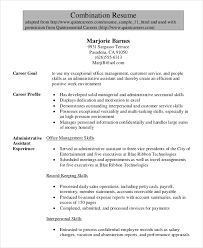 Office Administrative Assistant Resume Samples 7 Senior Administrative Assistant Resume Templates Pdf