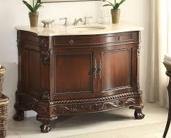 antique looking bathroom vanity. Adelina 50 Inch Antique Style Bathroom Vanity Looking ListVanities\u0027s