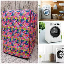 VẢI DÙ DÀY XỊN ] - Áo trùm máy giặt cửa trước/cửa ngang vải dù loại  12-15kg, áo trùm máy giặt lồng ngang 12-15kg