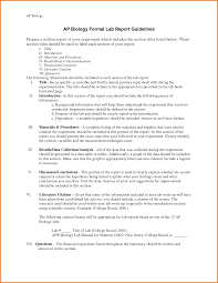 How To Write A Good Lab report write up SlidePlayer