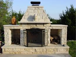 outdoor fireplaces 15