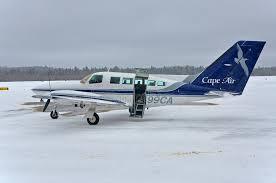 Cape Air Cessna 402 Seating Chart Cape Air Cessna 402 At Adirondack Airport Ny Usa Editorial
