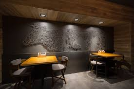 The Village restaurant interior design