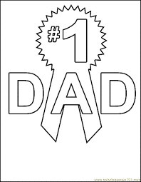 Small Picture 75 best Fathers day images on Pinterest Father Coloring sheets