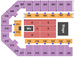 Appalachian Wireless Arena Seating Chart Pikeville