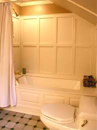 photo 1 of 6 superb bathroom tub surround wall panels for bathtub paneled with corian cost