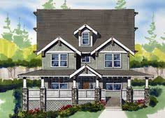 Craftsman Style House Plan 4 Beds 4 Baths 3290 Sq Ft Plan 437