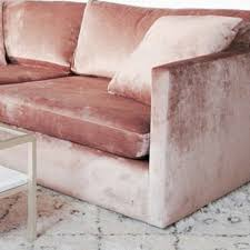Pink velvet couch Piper Velvet Sofas Seem To Be The New Trend Going In To 2017 And Here At Ecobalanza Were In Love Pinterest Plush Dwell Velvet Sofa Interior Velvet Couch