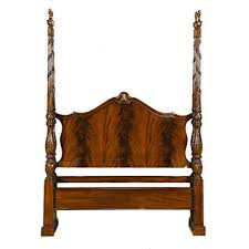four poster queen bed.  Four NBR019Q Queen Size Mahogany Four Poster Bed By NIAGARA FURNITURE Intended F