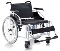 comfort bariatric commode shower chair 24