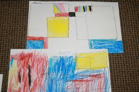 Art Piet Mondrian