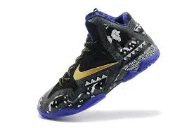 lebron shoes 2015 purple. shop nike lebron 11 bhm anthracite metallic gold-purple venom for sale lebron shoes 2015 purple