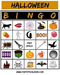 Halloween week is just around the corner. Free Printable Halloween Bingo Cards Free Halloween Party Games
