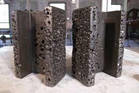 metal industrial furniture. Steel-bookends.jpg Metal Industrial Furniture