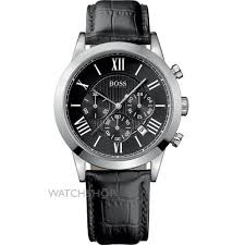 "men s hugo boss chronograph watch 1512574 watch shop comâ""¢ mens hugo boss chronograph watch 1512574"