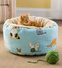 25 Warm And Cozy Cat Beds