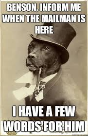 Best of the Old Money Dog Meme (16 Pics) – Pleated-Jeans.com via Relatably.com