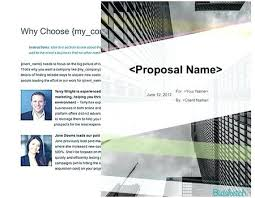 Branding Proposal Template Best Of The Free And Premium Templates ...