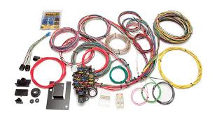 painless performance wiring harness wiring harness muscle car 25 28 circuit classic plus tri five chevy chassis harness painless painless performance wiring harness wiring harness muscle car 25