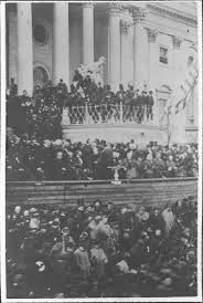 That this mighty scourge of war may speedily pass away. Abraham Lincoln Second Inaugural Address On March 4 1865 White House Historical Association