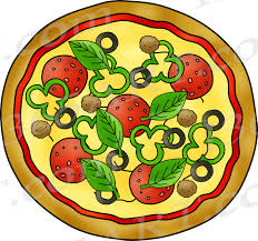 whole pizza clipart. Brilliant Clipart Build Pizza Clipart Preview For Whole