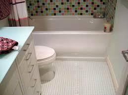 white tile bathroom flooring design ideas floor