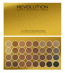 makeup revolution eyeshadow pallete beyond flawless