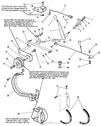 simplicity 1690204 7010 10hp 6 sd parts diagram for drive ford 2000 tractor wiring diagram bolens lawn tractor deck diagram 7016 simplicity tractor