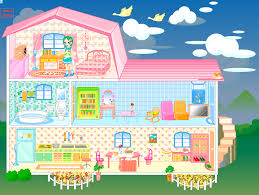 Small Picture Barbie house decorating games House interior