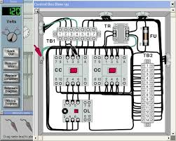 basic motor control wiring diagram wiring diagram and schematic ac motor control circuits electric worksheets