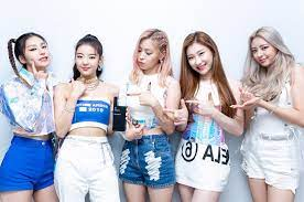 Which Itzy Members Owned Each Era? on We Heart It