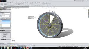 Circular Pattern Solidworks Simple Circular Patterning