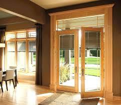 sliding door doors double patio screen pella lock installation
