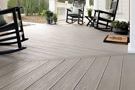 trex composite porch flooring pros s flooring composite materials fencing and railing trex