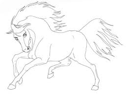 Small Picture coloring book pages of horses Spirit coloring pages tattoos
