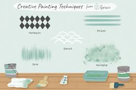 Cute Designs To Paint On Walls 10 Decorative Paint Techniques For Your Walls
