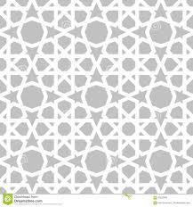 Moroccan Design Moroccan Pattern Eastern Traditional Style Stock Vector Image