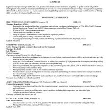 Quality Assurance Cover Letter Sample Proyectoportal Com