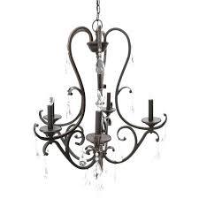 hampton bay 5 light chandelier brilliant outstanding bay 5 light oil rubbed bronze crystal oil rubbed