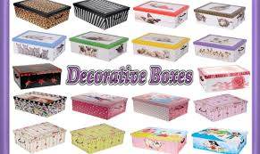 Decorative Cardboard Storage Boxes With Lids Plastic Storage Boxes For Glasses 31
