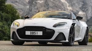 2019 Aston Martin Dbs Superleggera White Stone Front Hd Wallpaper 59